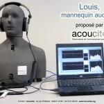 Louis mannequin auditeur